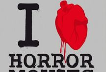 """What a """"THRILL HORROR"""" (Movies & Characters!) / by Justyne Meza"""