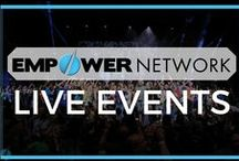"""Empower Network Live Events / At Empower Network, we host more than just """"events""""...We provide transformational experiences. Just take a look at these photos.  View more photographs from past Empower Network Live Events at photos.empowernetwork.com"""