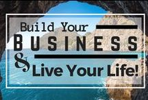 Build an Online Business While Having a Life / Lifting people up, building a business, and having a life.... all while having the time freedom to do what you love. Travel the world, spend more time with your family, or just be a better YOU.