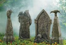 Cemetery (Props & Sets)