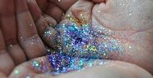 GLITTER / Fabulous sparkle for dressing up fun.