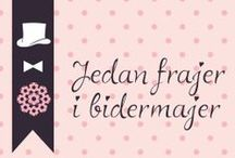 The year in review: 2013's best posts on Jedan frajer i bidermajer – The first Balkan wedding blog / For the all texts, go to: http://jedanfrajeribidermajer.com/ Pins below link to the original texts published in 2013.