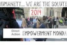 Empowerment Mondays Until Further Notice 2015 /  Empowerment Mondays is a Peaceful protest every Monday from 12pm to 5pm  https://twitter.com/Empowerment2015  / by Darcy Delaproser