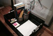 Homework Organization / Family management tips and strategies at www.roomtoplay.ca