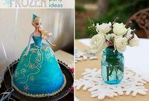 Rosie's Frozen Party❄⛄❄⛄