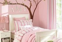 GIRLS BEDROOMS FOR YOUR PRINCESS / THE BEAUTY OF A LITTLE GIRLS BEDROOM LOTS OF PRETTY THINGS  / by Scraptime @ Clearview Scraps