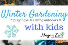 Gardening with Kids / Samples of creative ideas and gardens grown with children! Contact me for professional development rates for teachers and workshops for students on everything to do with school-yard gardening. See more at www.theclassroomgardener.com