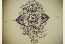 Tattoos / by Aran p