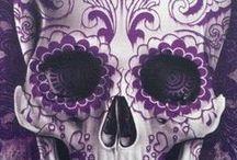 Dia de los Muertos & Sugar Skulls