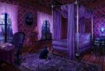 Haunted Home Decor