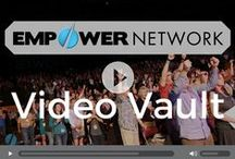 Empower Network: Video Vault / Inspiration, motivation, and education.  The trifecta that Empower Network lives by.   Watch a few of these powerful videos, and you'll see what we mean!  See more on our YouTube Channel: http://bit.ly/1G2JS3s