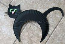 Halloween Crafts for Kids / Let's get crafty! www.karismusic.ca