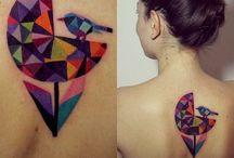 Tatuagem / pra encorajar