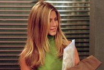Rachel Green's Best Hair Styles / Rachel from Friends' Hair Styles over the years. See more at: http://www.comedycentral.co.uk/friends