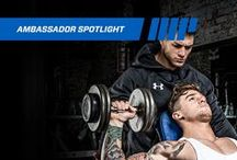 Ambassador Spotlight / Looking to train like an athlete? Get the best workout plans for building muscle and losing fat with our brand NEW Ambassador Spotlight section - Every month we'll be bringing one of our awesome ambassadors into the spotlight to give you an insight into what makes them tick. They'll be in-depth articles, daily workouts, Live Q&As, competitions and much more....... / by Myprotein