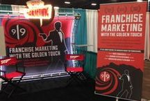 IFA 2015 / The 2015 International Franchise Association Convention took place in Las Vegas, connecting franchisees with marketing firms and public relations agencies.