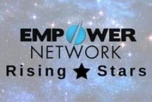 Empower Network Rising Stars / These Rising Stars are up-and-coming rockstars in Empower Network's affiliate community.   Hear all of their inspiring stories on our YouTube Channel, too! http://bit.ly/1G2JS3s