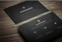 Best Business card templates psd Collection / Best Business card design Collection from web