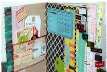 Planer / Alles was mit Kalender und Buchgestaltung zu tun hat.