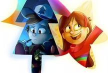 Gravity Falls / Just a collection of pics about Gravity Falls