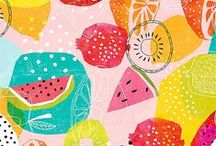 TROPICAL / Colourful inspiration from hot tropical design and illustration.