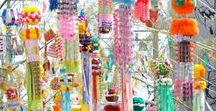 JAPAN / Colourful inspiration for travel in Japan.