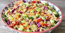 FOOD / Delicious, affordable and quick recipes that bring colour and fun to the table.