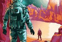 Universe Art Posters