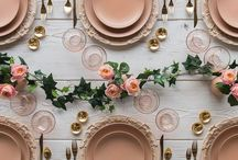 Table / Table setting/Dinnerware/foodstyling