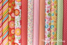 Delicious Things Made with Delicious Fabric..... / by Carrie Stedt