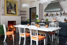 Interiors: Kitchens / by Fiddlehead Design Group