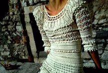 Crochet - roupas