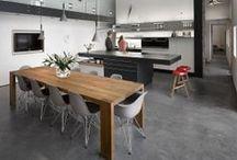 Food Prep Areas (Kitchens?)