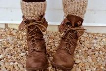"""Boot Up! / """"Plus my boots were made of awesome.""""  ― Gwen Hayes, Let Me Call You Sweetheart / by Sharon Bailey"""
