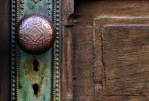 Doors / by Michelle Forbes