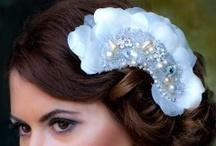 Bridal Headwear  / Handmade Bridal Headwear / Millinery