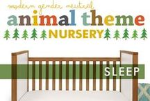 Nursery and Big Kid Rooms