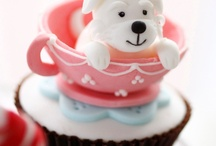 Grammi's CUPs / When you look at a cupcake, you've got to smile. ~ Anne Byrn / by Sharon Bailey