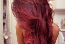 hair&beauty / by Sarah Saxton