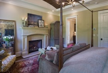 2012 Southern Living Showcase Home Master Bedroom Suite