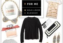 BRITT'S WISH LIST / a compilation of all the things i'm lusting for. / by Brittany Reynolds | FOR THE LOVE OF GOLD