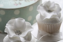 cakes and cupcakes / by Sarah Saxton
