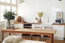 KITCHENS / by Brittany Reynolds | FOR THE LOVE OF GOLD