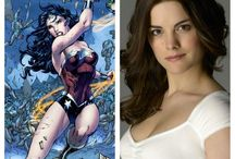 Actresses I would cast as Wonder Woman! / by Patricia Cooper-Carrier