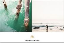INSTAGRAM IDOLS / The best of the best of Instagram. / by Brittany Reynolds | FOR THE LOVE OF GOLD