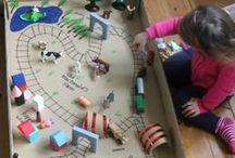 preschool activities / 3, 4, & 5 year old children