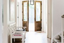 Entrance and hallways