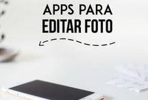 Trucos de apps para fotografia / Apps de fotografia para editar tus fotografías desde el móvil y como un profesional. #edicionfotografia #apps #instagram