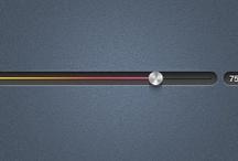 Sliders | Design / by Stanislav Hristov