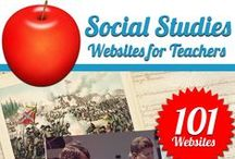 Educational Websites / Websites that are useful for both teachers and students in the secondary classroom https://www.teacherspayteachers.com/Store/Chalk-Dust-Diva